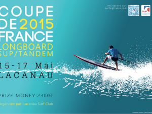 Coupe de France 2015 à Lacanau