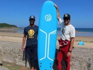 J'ai testé pour vous – Le Surf à la Bridget Jones